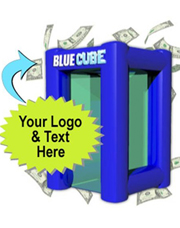 /blue-cube-inflatable-money